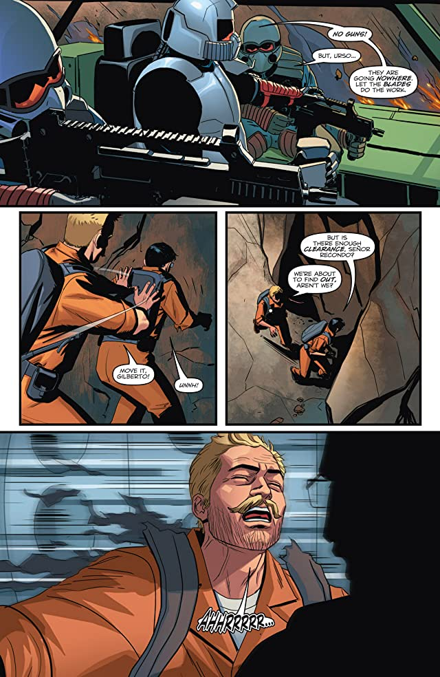 click for super-sized previews of G.I. Joe (2011-2013) #16