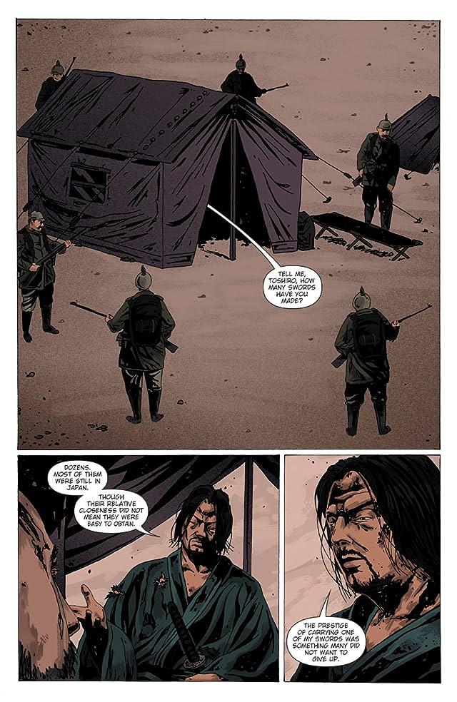 Swordsmith Assassin #2 (of 4)