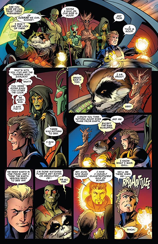 click for super-sized previews of Avengers Assemble #6
