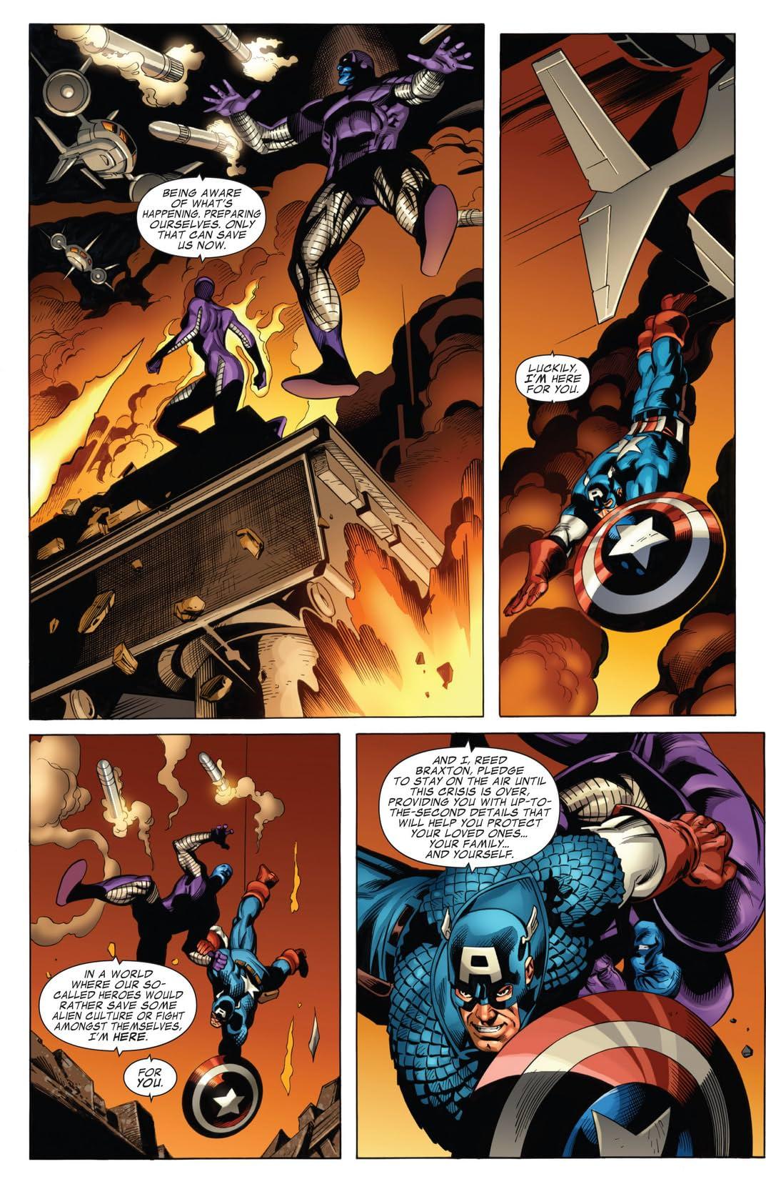 Captain America (2011-2012) #16