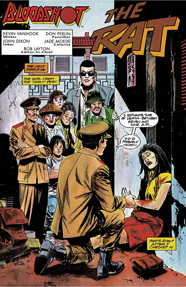 click for super-sized previews of Bloodshot (1993-1996) #10