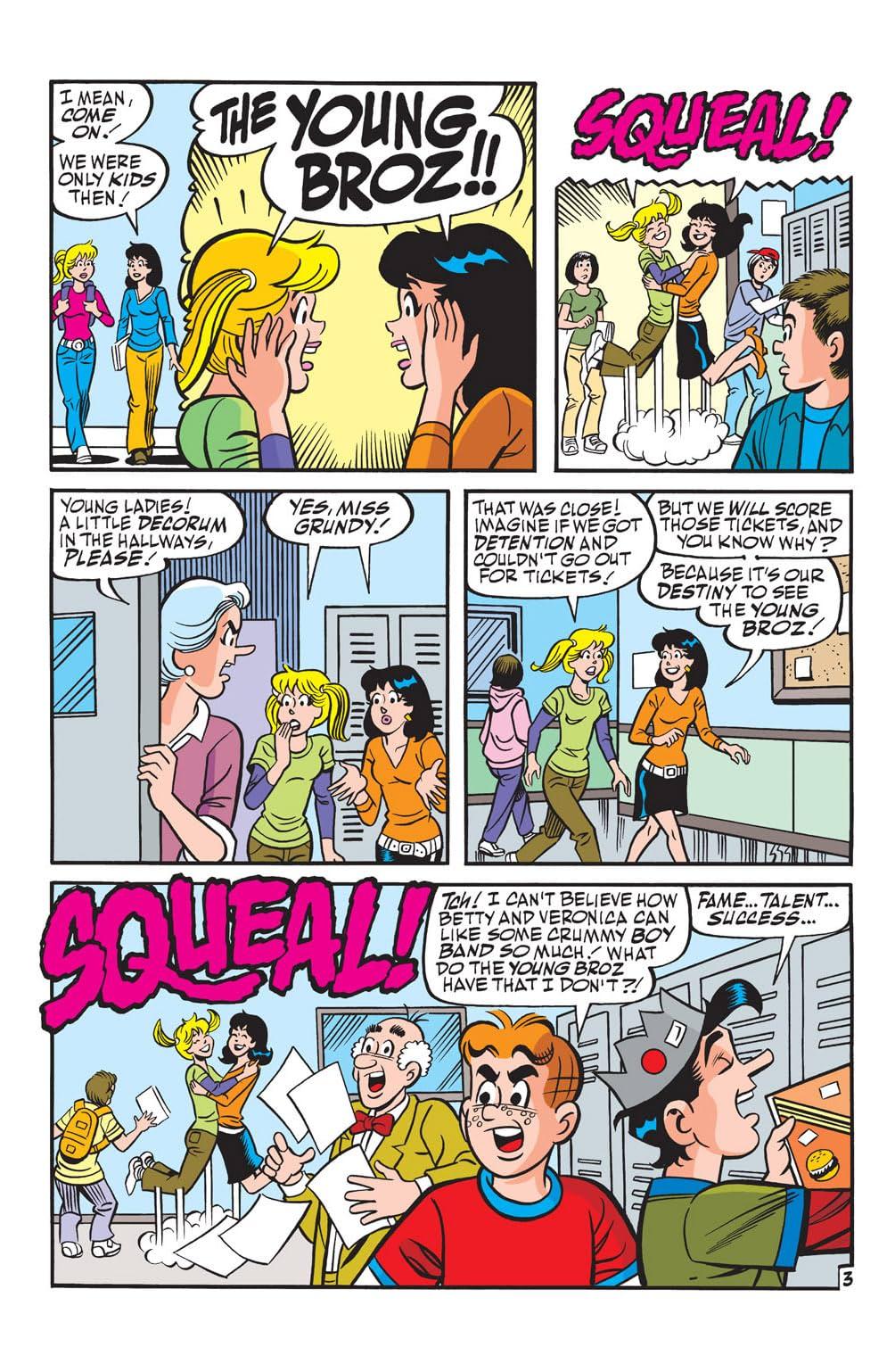 Archie & Friends #141