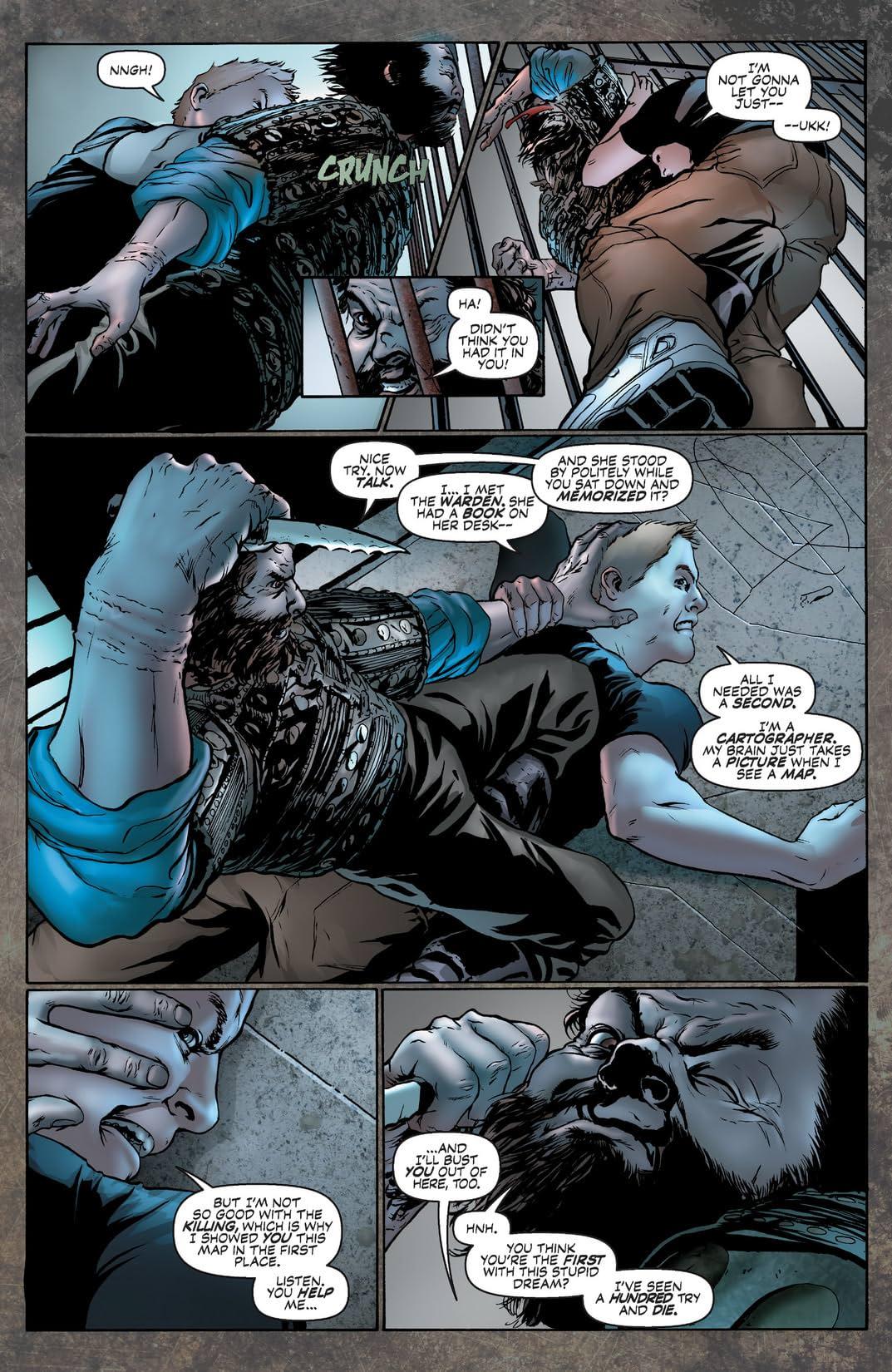 Dead Man's Run #2