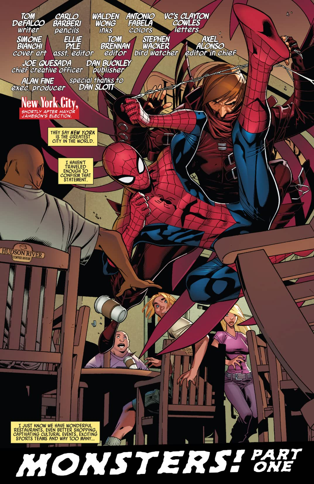 Sensational Spider-Man (2006-2007) #33.1