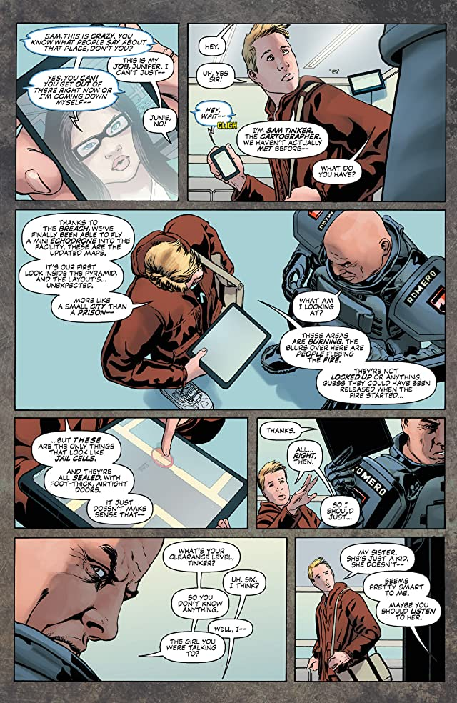 click for super-sized previews of Dead Man's Run #0