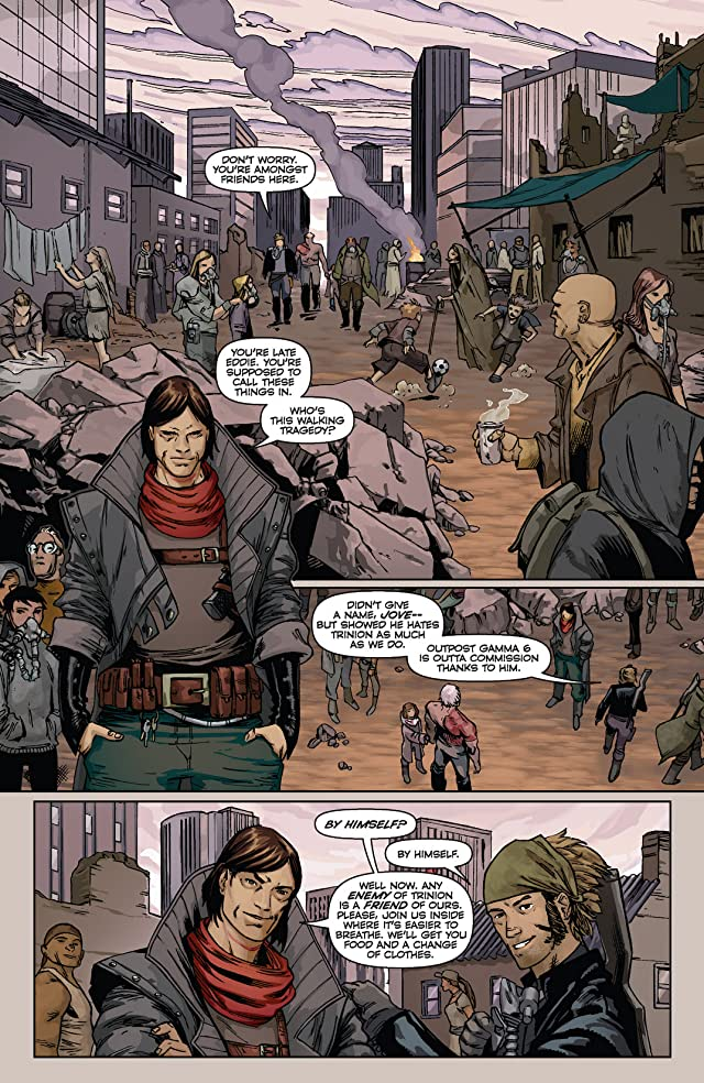 click for super-sized previews of Broken Pieces #3