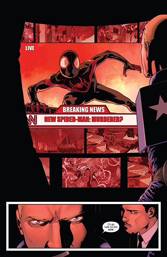 click for super-sized previews of Ultimate Comics Spider-Man (2011-2013) #13