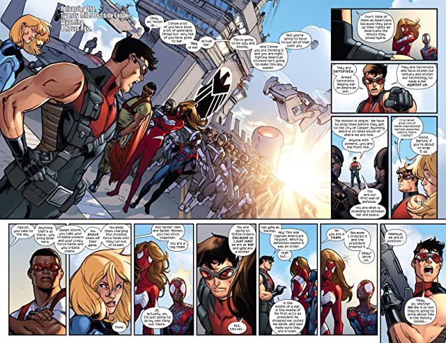 click for super-sized previews of Ultimate Comics Spider-Man (2011-2013) #17