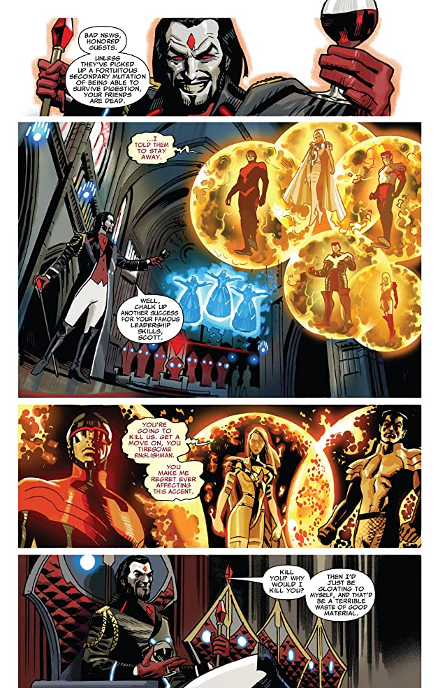 click for super-sized previews of Uncanny X-Men (2011-2012) #17