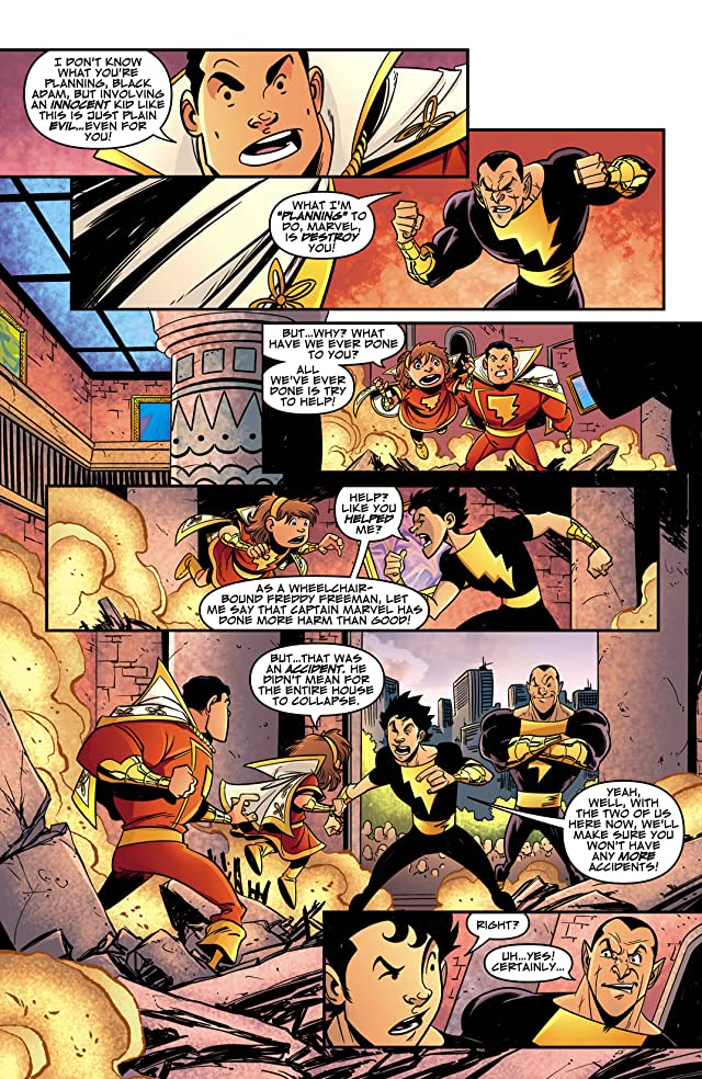 click for super-sized previews of Billy Batson and the Magic of Shazam! #15