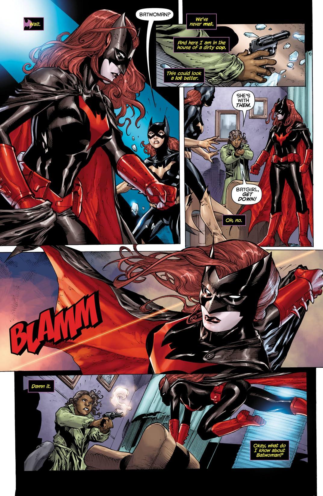 Batgirl (2011-2016) #12