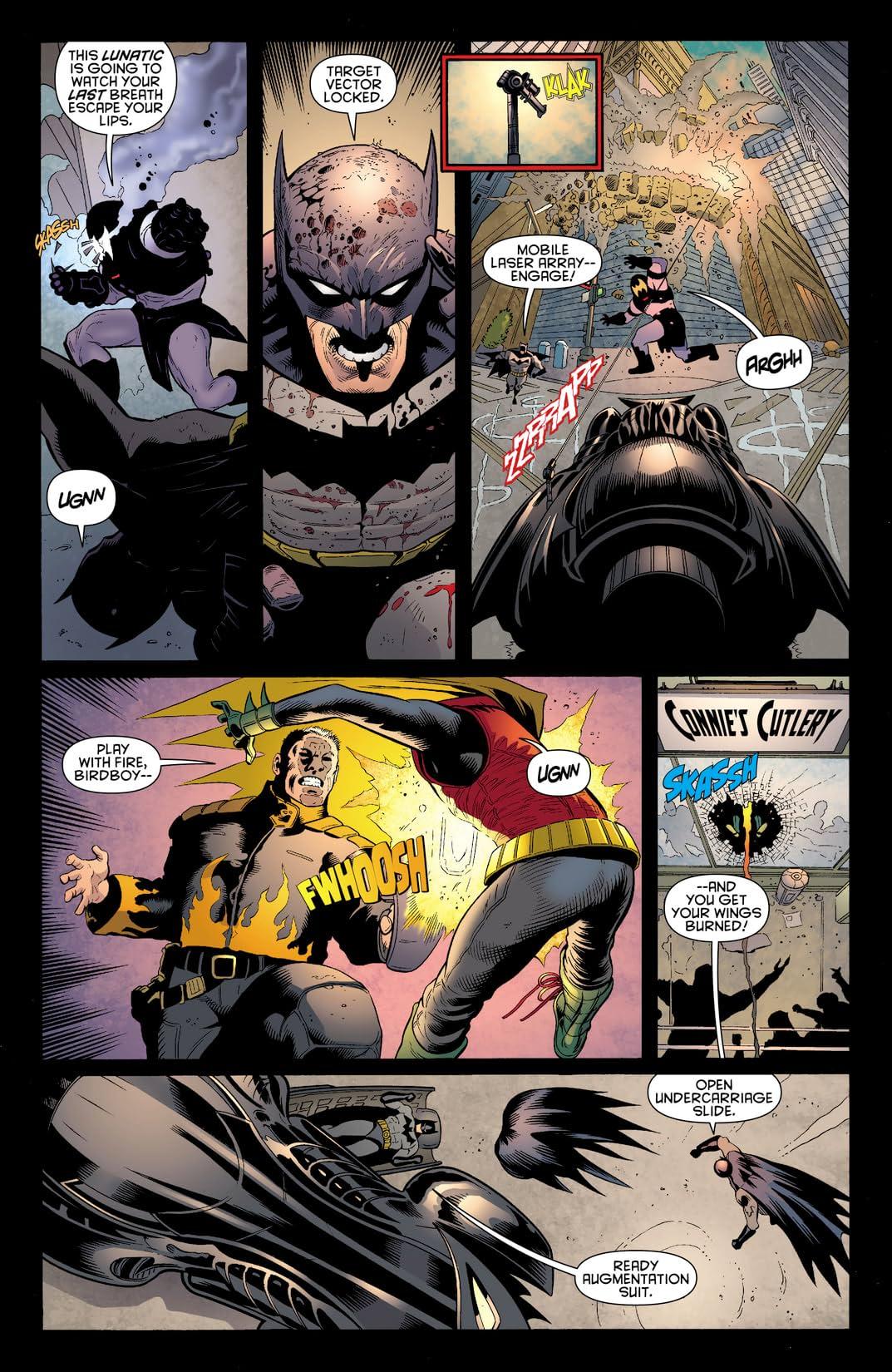 Batman and Robin (2011-2015) #12