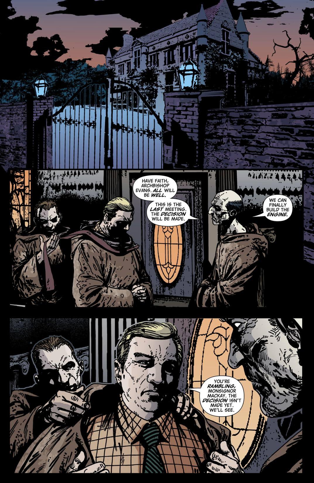 Hellblazer #221