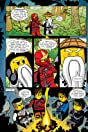 click for super-sized previews of Ninjago Vol. 4: Tomb of the Fangpyre