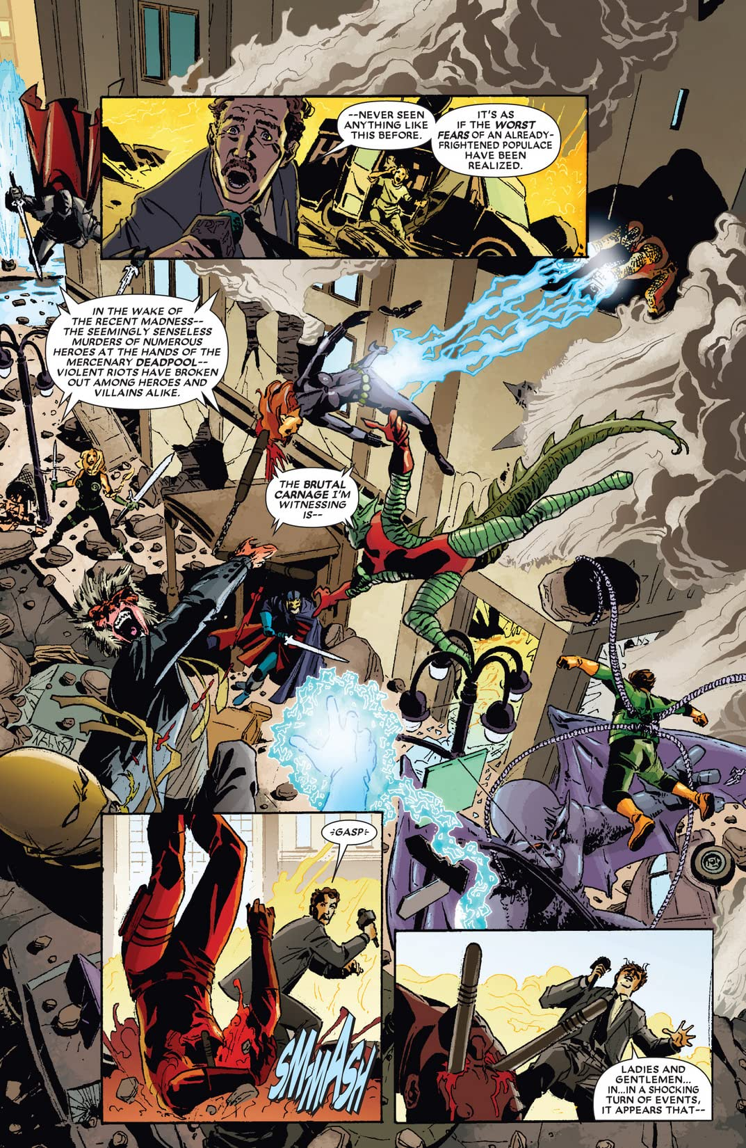 Deadpool Kills the Marvel Universe #4 (of 4)