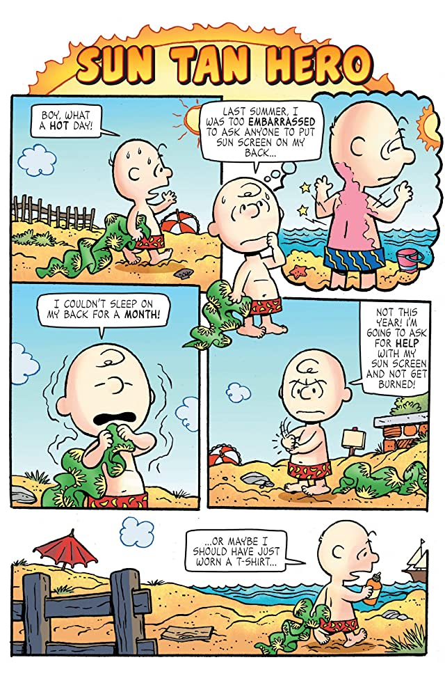 click for super-sized previews of Peanuts Vol. 2 #1