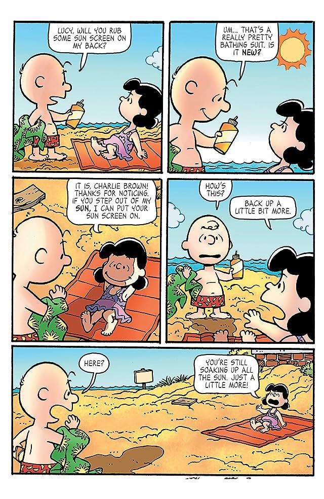Peanuts Vol. 2 #1