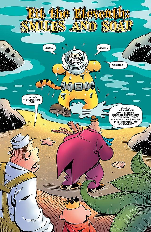 Roger Langridge's Snarked #11