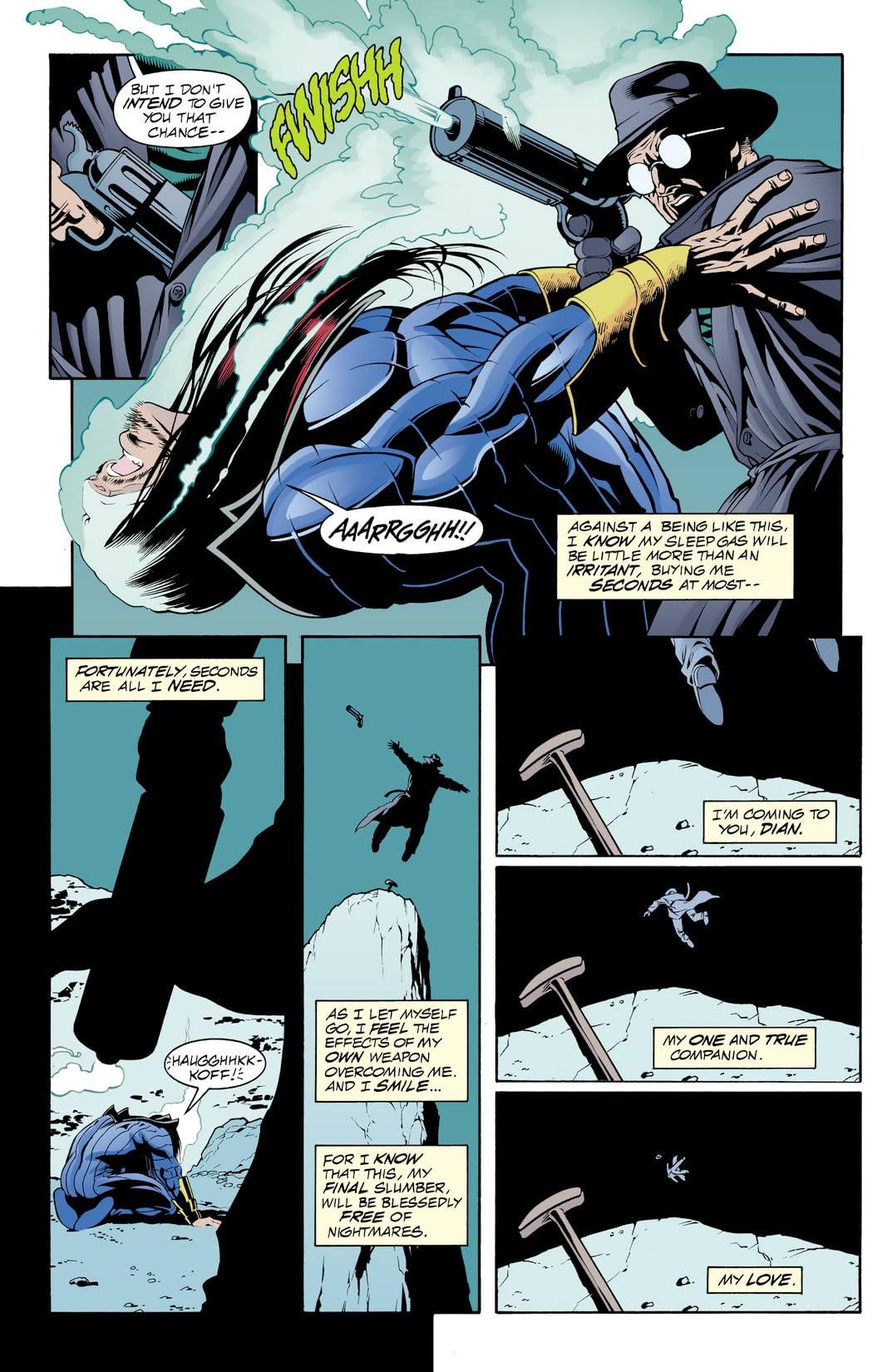 JSA: Secret Files & Origins #1