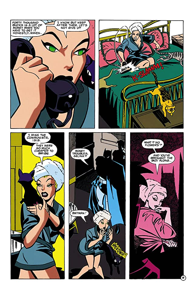 Batman & Robin Adventures (1995-1997) #16