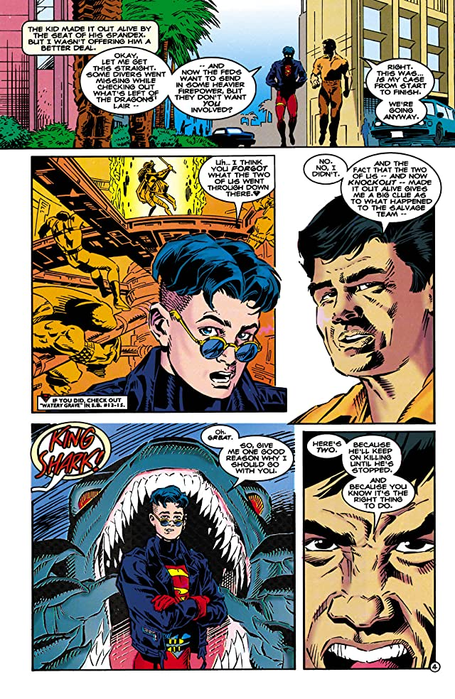 click for super-sized previews of Superboy (1994-2002) #20