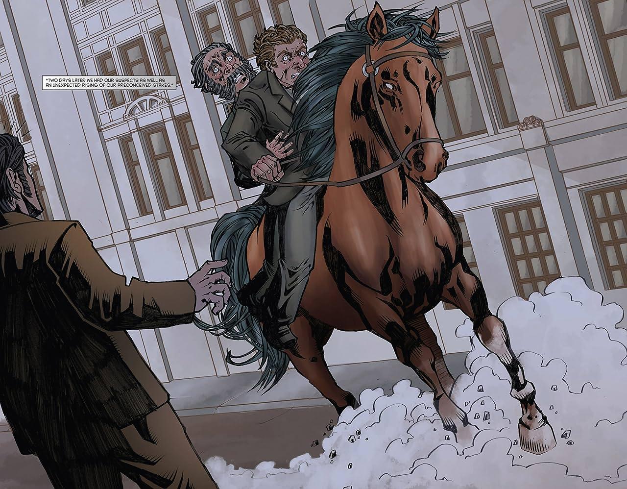 Sherlock Holmes: Victorian Knights #2
