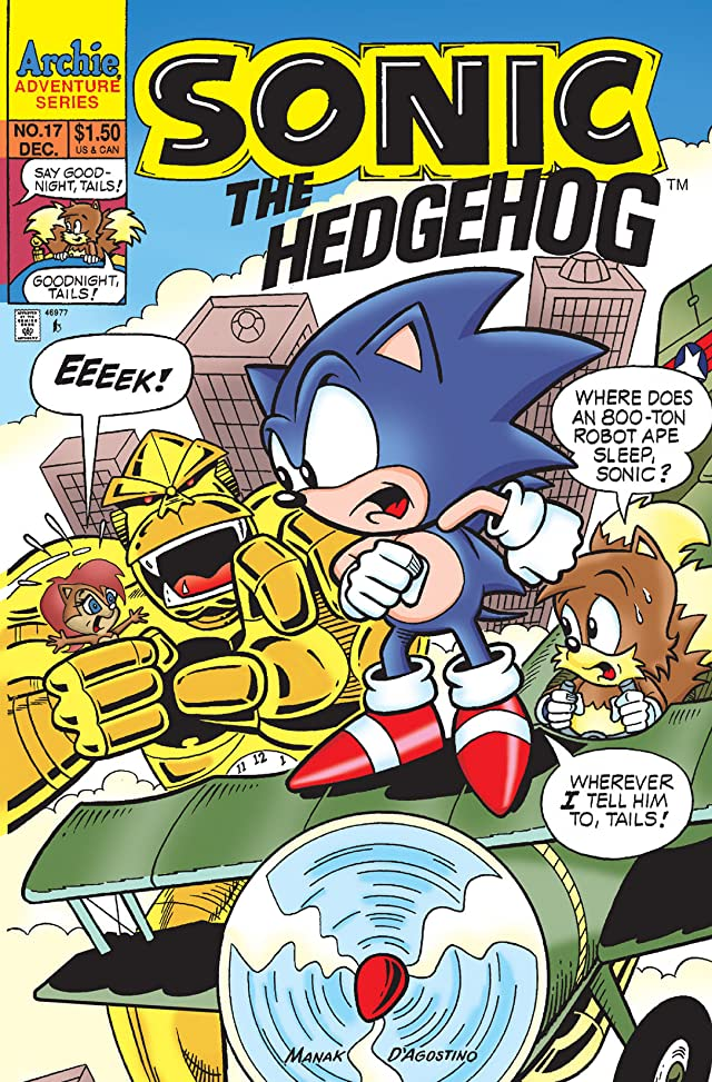 Sonic the Hedgehog Archives Vol. 5