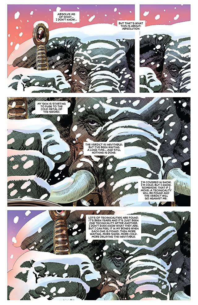 click for super-sized previews of Elephantmen #42