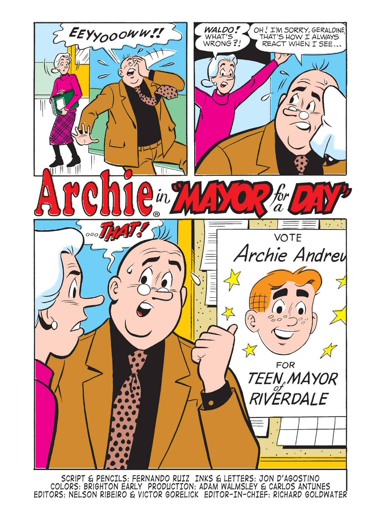 Archie Digest #229