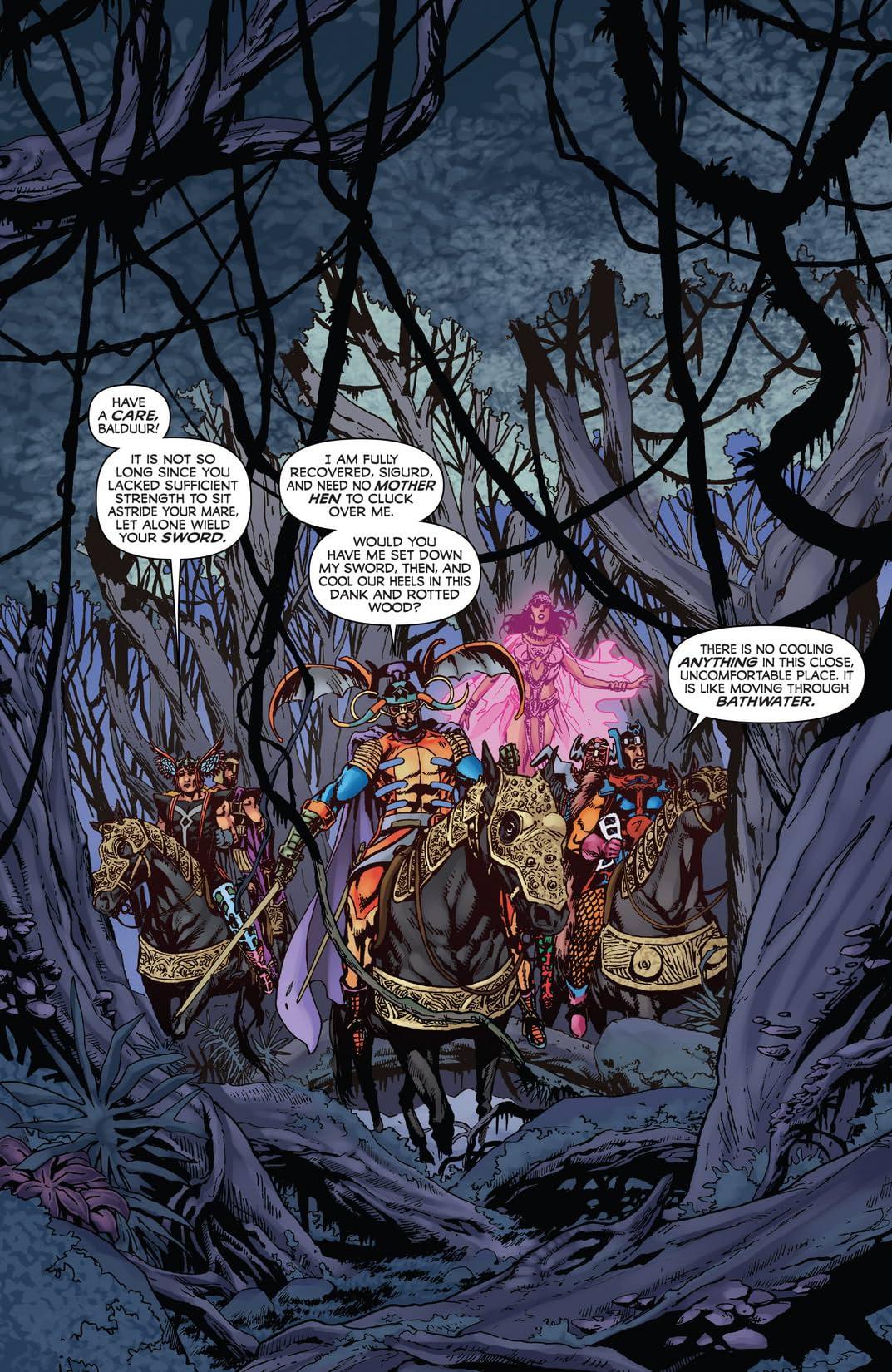 Kirby: Genesis - Dragonsbane #3