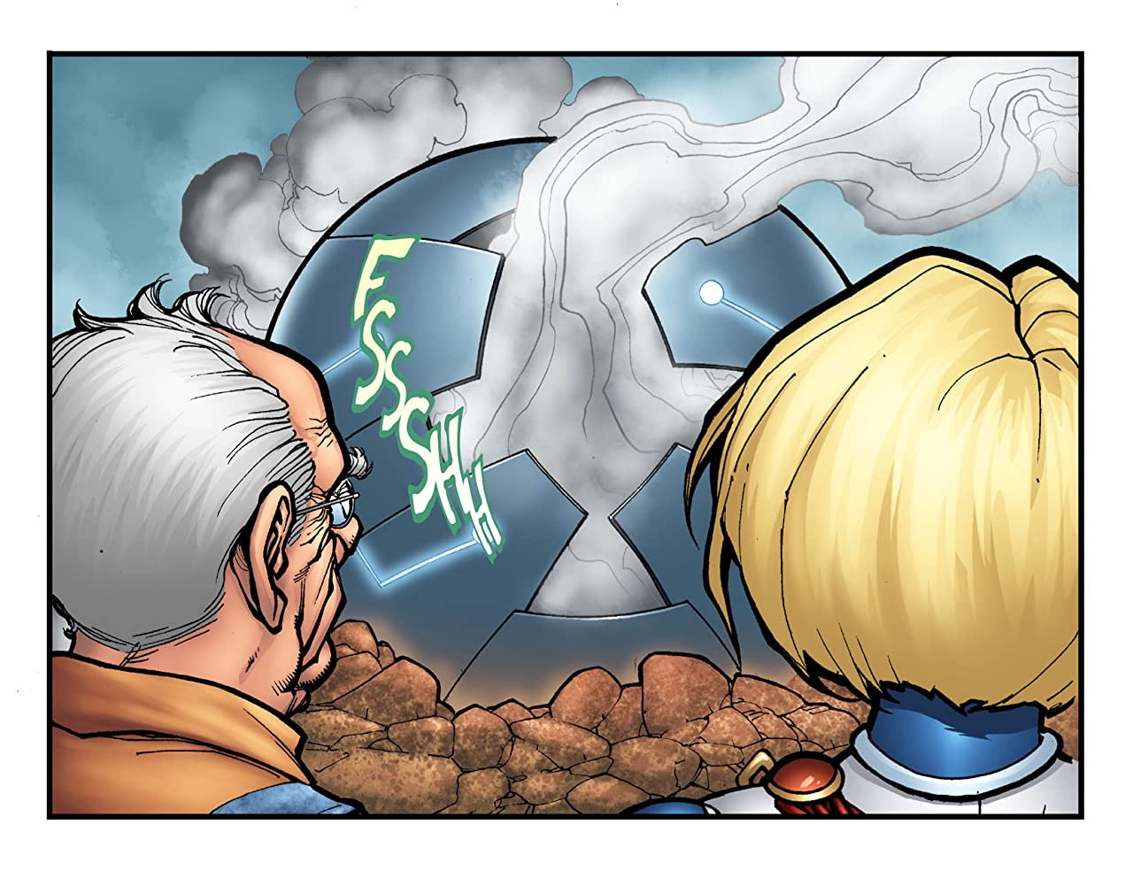 Ame-Comi IV: Power Girl #3