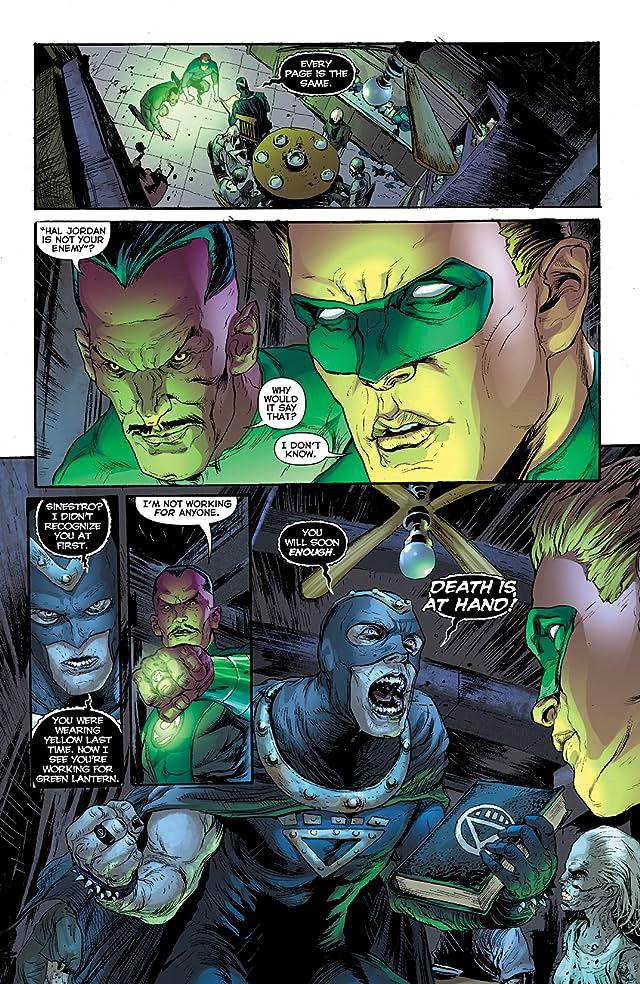 Green Lantern (2011-) #12