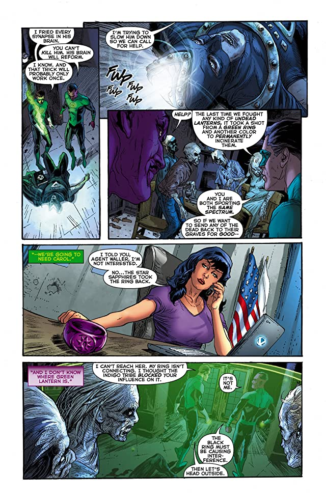 click for super-sized previews of Green Lantern (2011-) #12