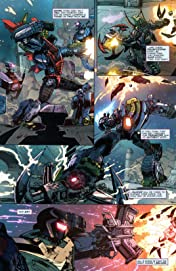 Transformers: Fall of Cybertron #1 (of 6)