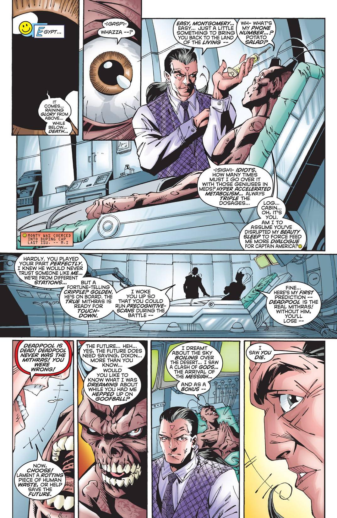 Deadpool (1997-2002) #25