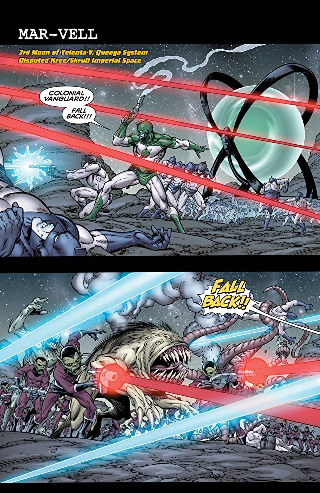 click for super-sized previews of Chaos War: Dead Avengers #2