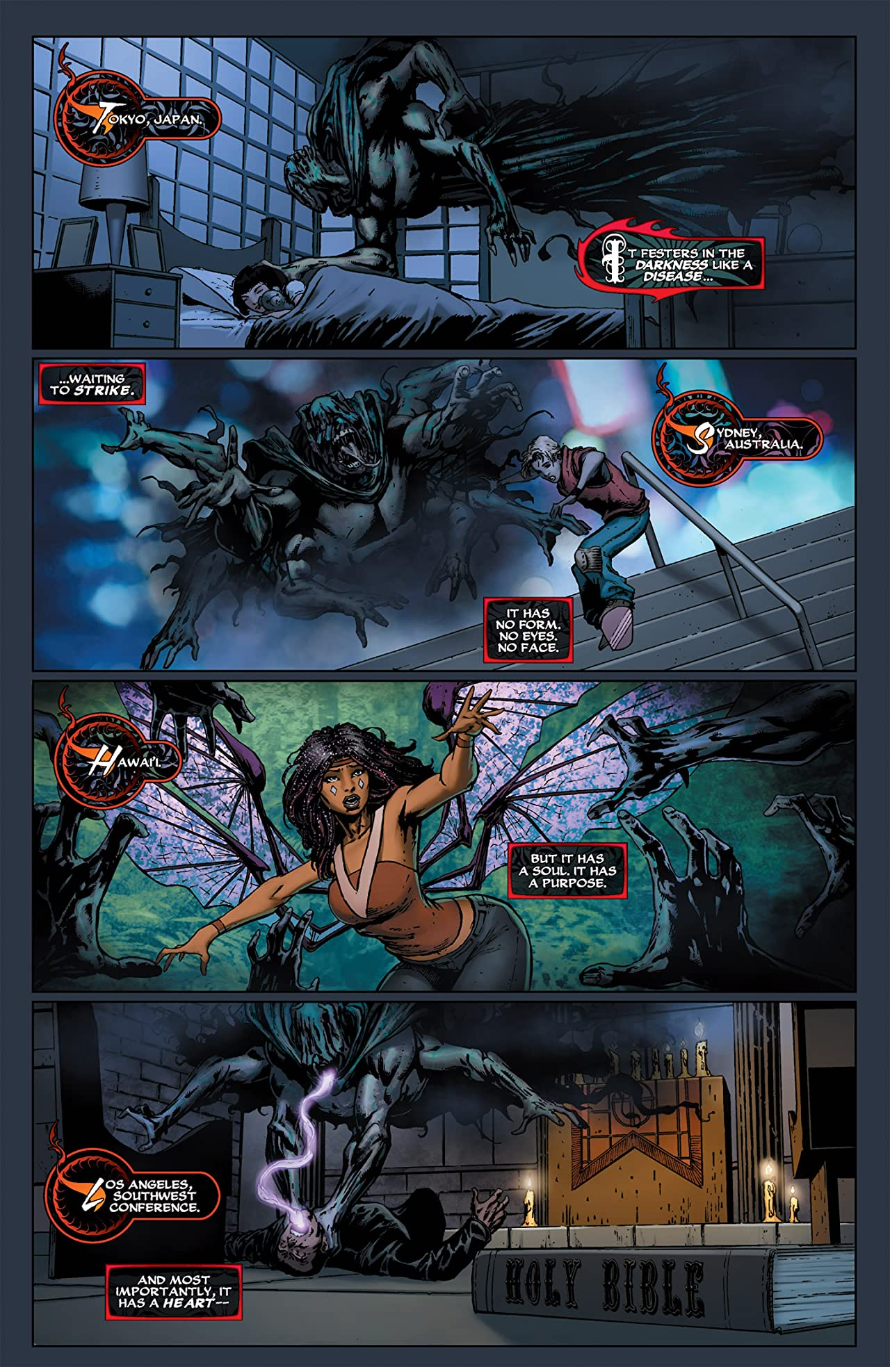 Soulfire Vol. 3 #3