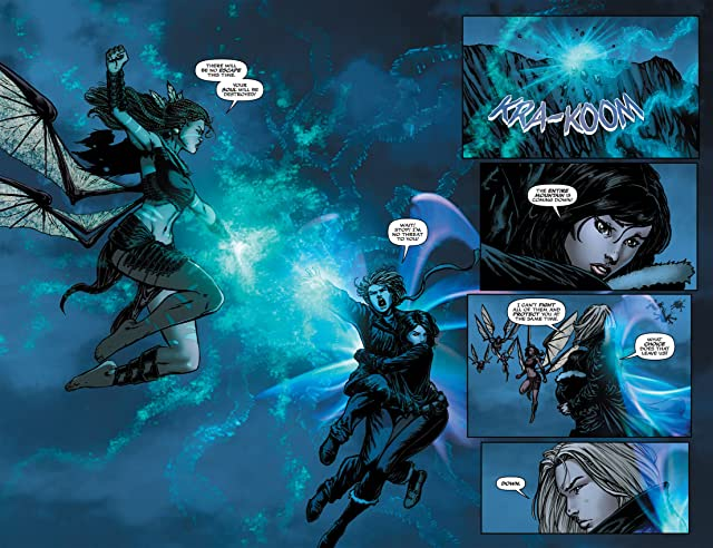 click for super-sized previews of Soulfire Vol. 3 #4