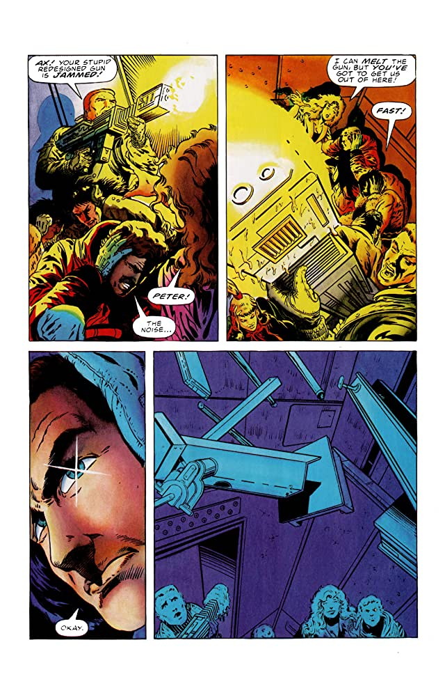 click for super-sized previews of Harbinger (1992-1995) #16