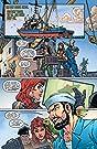 click for super-sized previews of Danger Girl/G.I. Joe #2