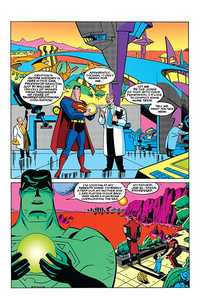 Superman Adventures (1996-2002) #3