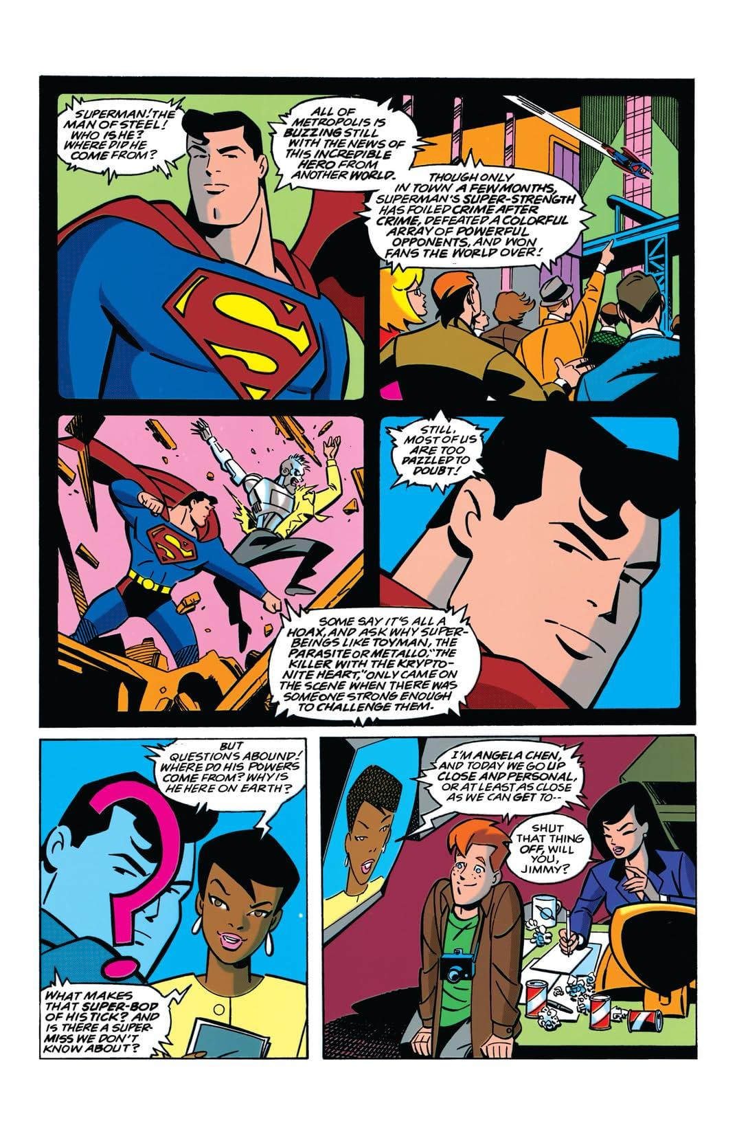 Superman Adventures (1996-2002) #2