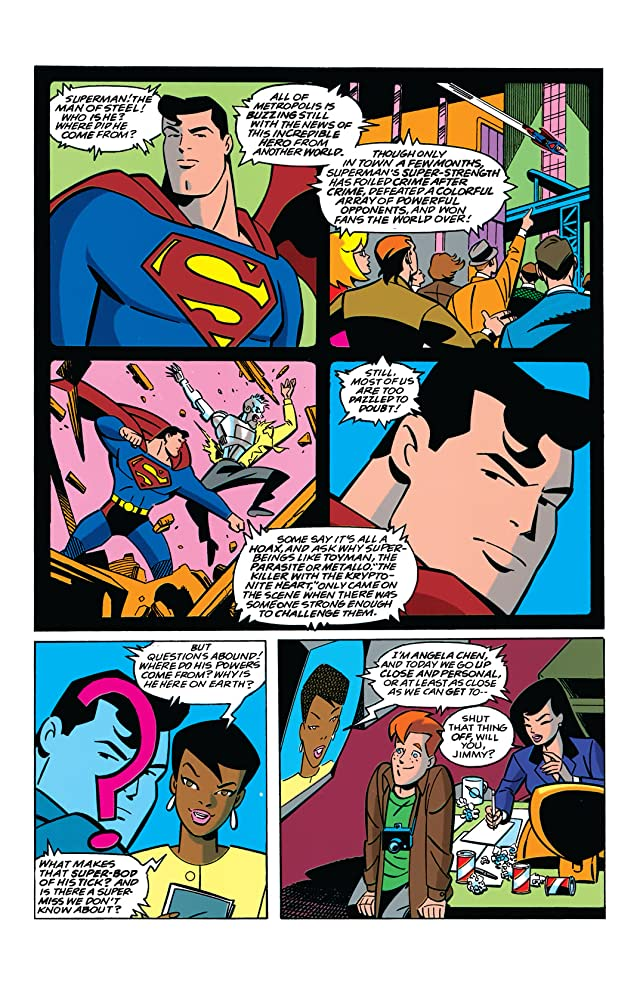 Superman Adventures (1996-2002) #2