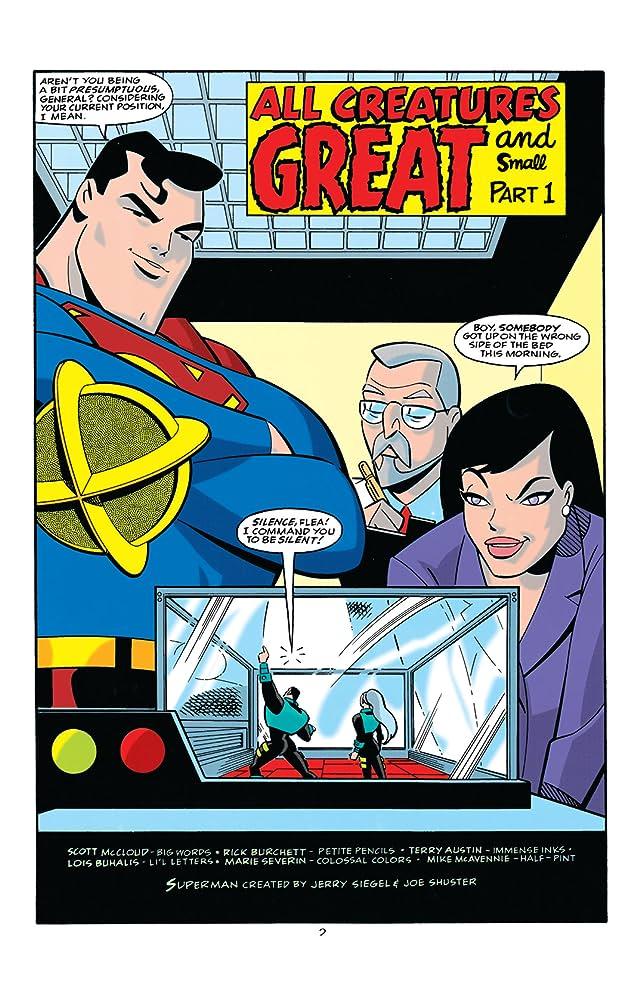 Superman Adventures (1996-2002) #7