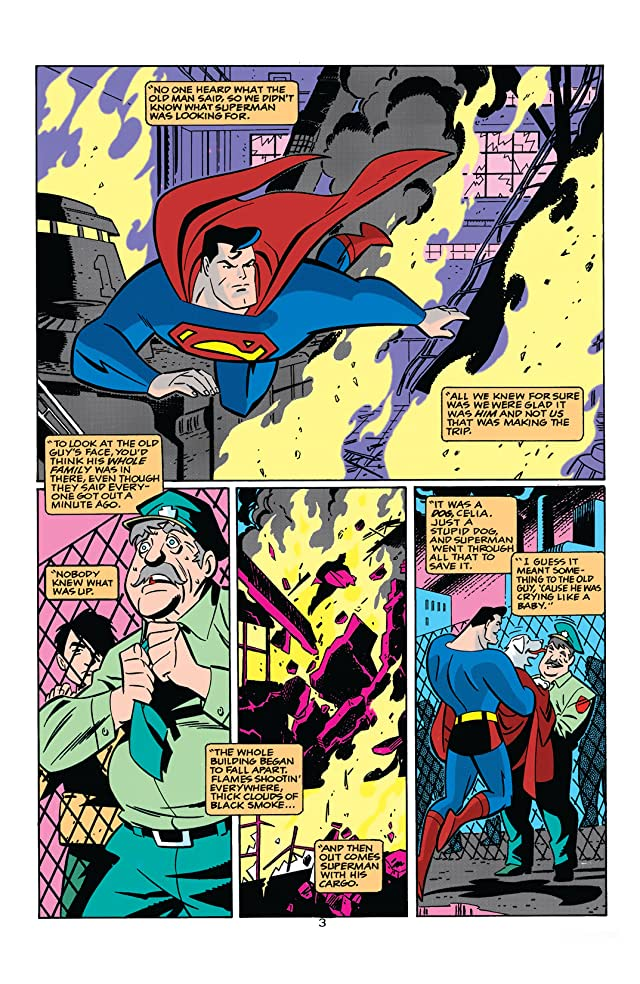 click for super-sized previews of Superman Adventures (1996-2002) #9