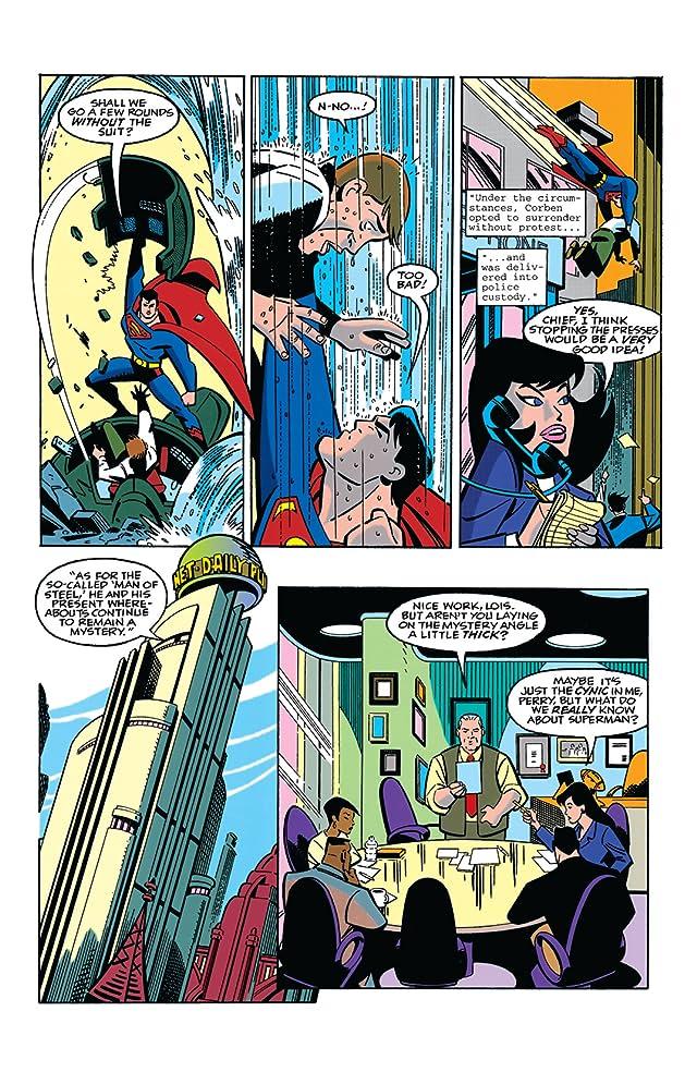 Superman Adventures (1996-2002) #1