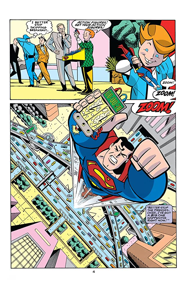 click for super-sized previews of Superman Adventures (1996-2002) #10