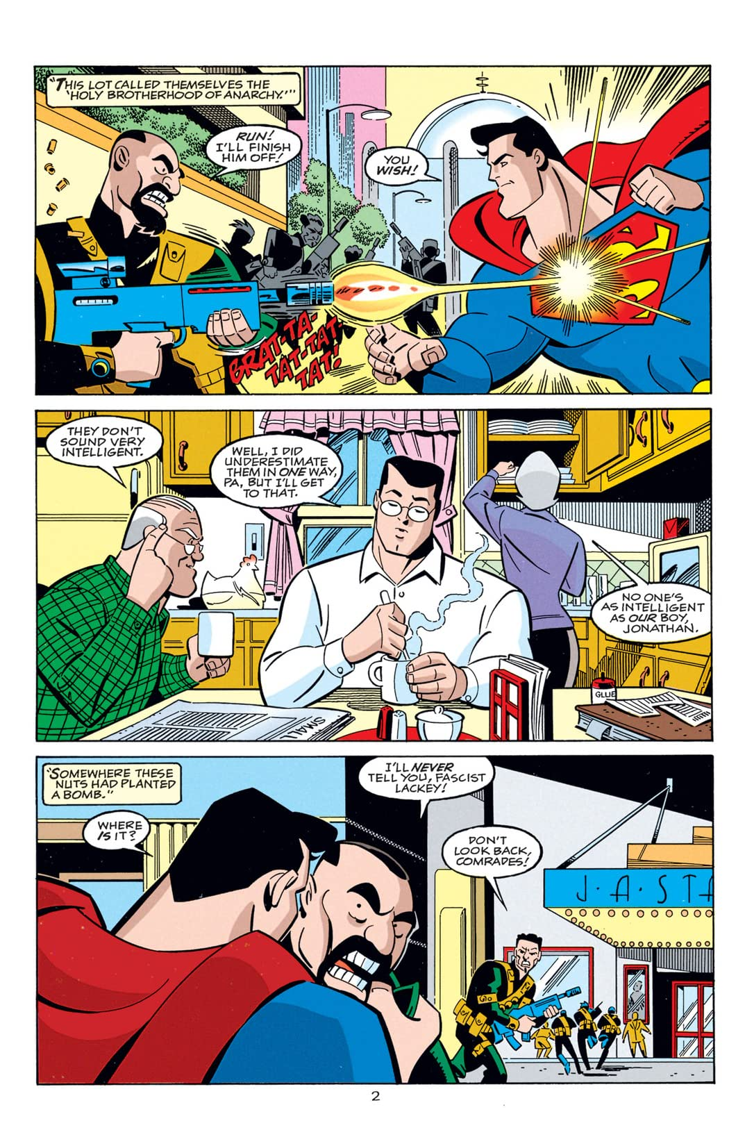 Superman Adventures (1996-2002) #6