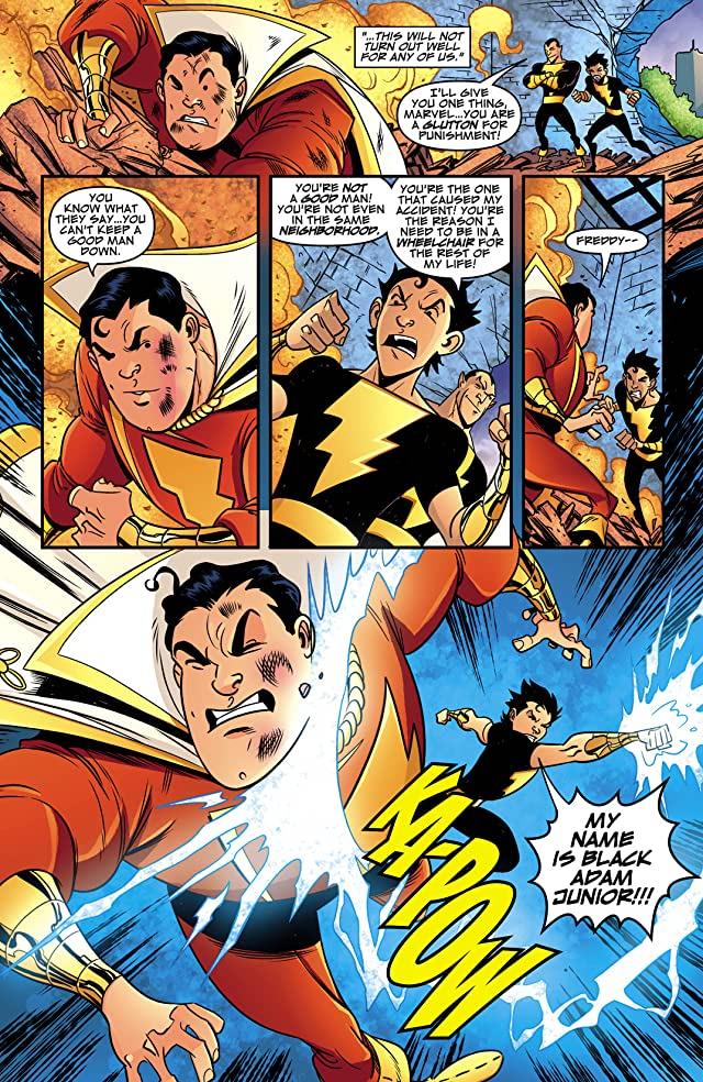 Billy Batson and the Magic of Shazam! #16