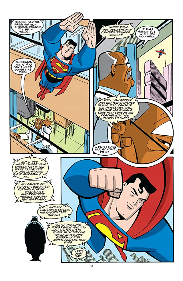 Superman Adventures (1996-2002) #12
